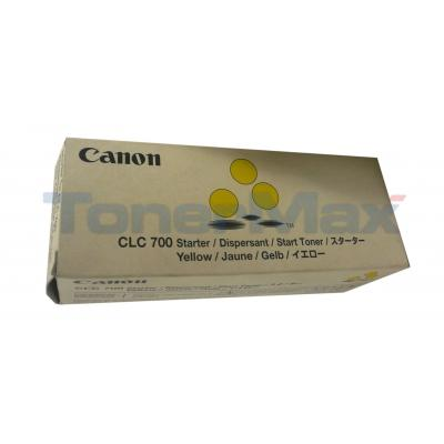 CANON CLC 700 800 STARTER YELLOW(BROWN BOX)